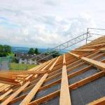 Láminas de aluminio para aislamiento de techos