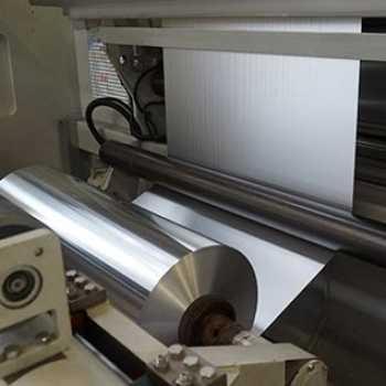 Proveemos láminas de aluminio de 6.3-4000 µ x 20-2000 mm.