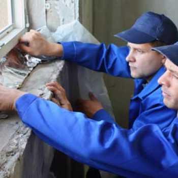 Bandas delgadas de aluminio usadas en la costrucción y edificación.