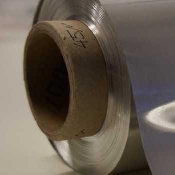 Bobina de aluminio lateral