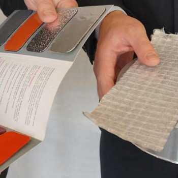 Algunos productos: aluminio, laminados y material lacado.